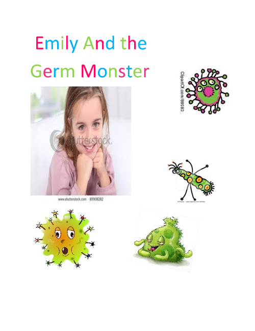 Emily and the Germ Monster