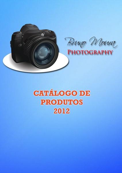 Catálogo de produtos BM Photography