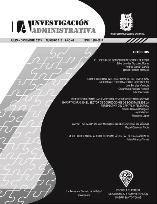 Revista de Investigación Administrativa