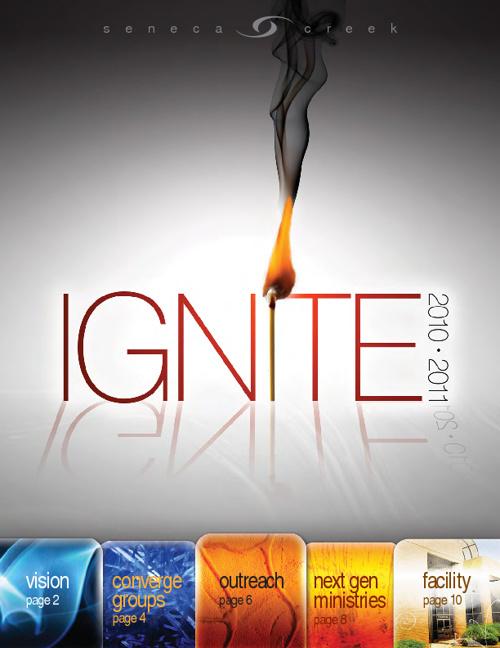 IGNITE HOPE Booklet