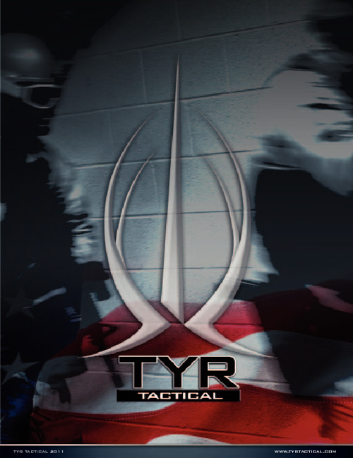 TYR Tactical Catalog 2011