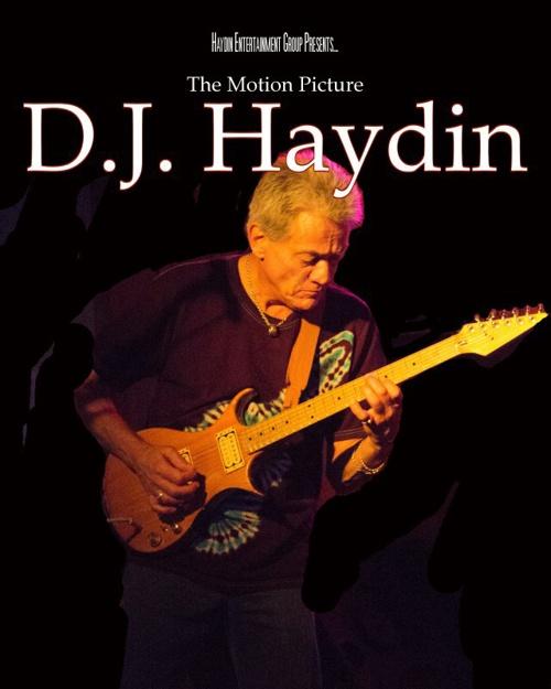 D.J. Haydin, Guitarist