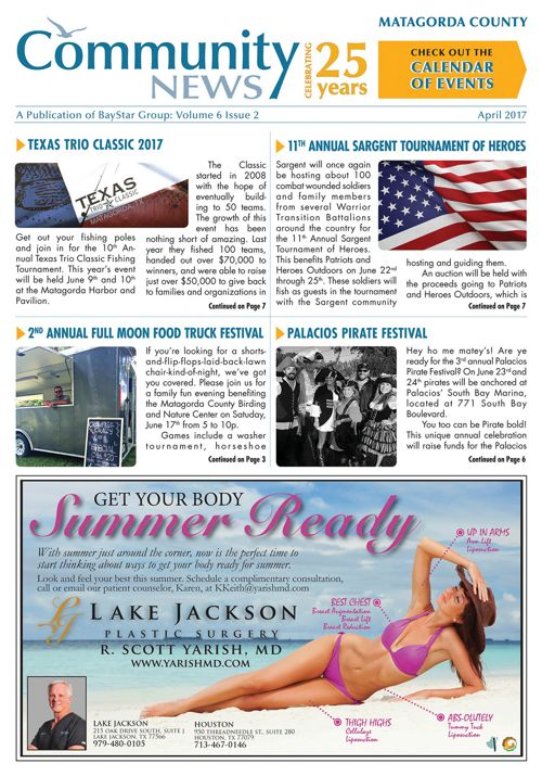 Matagorda Community News Volume 6 Issue 2
