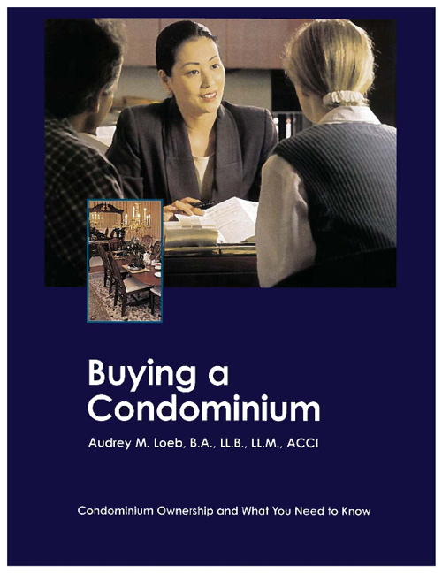 Buying A Condo   What you need to know