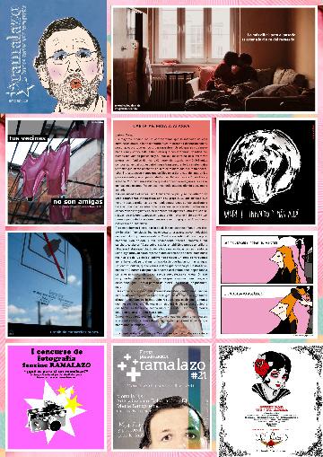 Fanzine Ramalzo #21