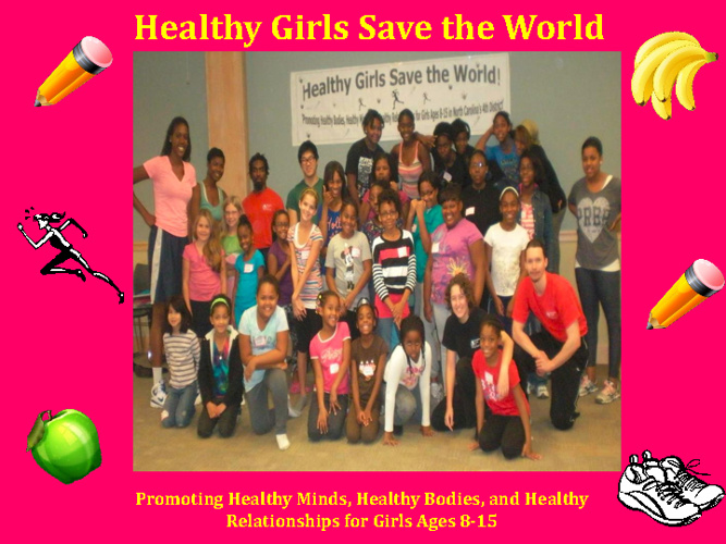 Theory of Change, Healthy Girls Save the World