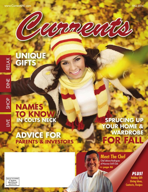 Currents Magazine Fall Issue 2014