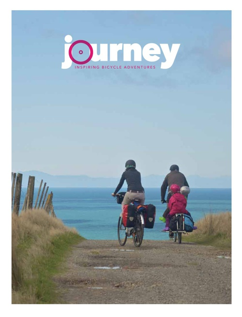 Journey #1 Published