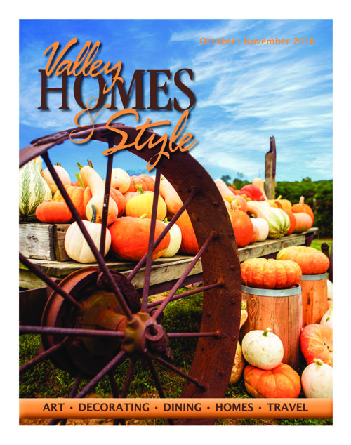 Valley Homes & Style - October & November 2016