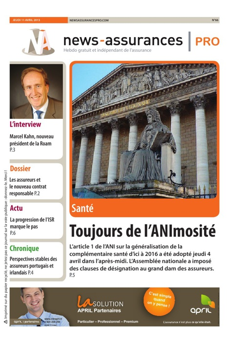 News Assurances Pro - Edition 66