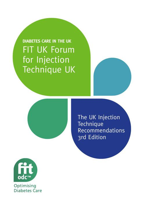 FIT UK Injection Technique Recommendations 3rd Edition