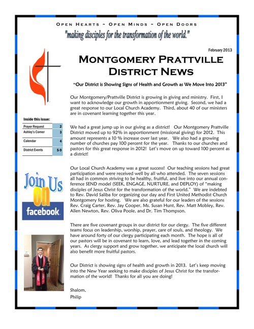 MTPT Feb Newsletter