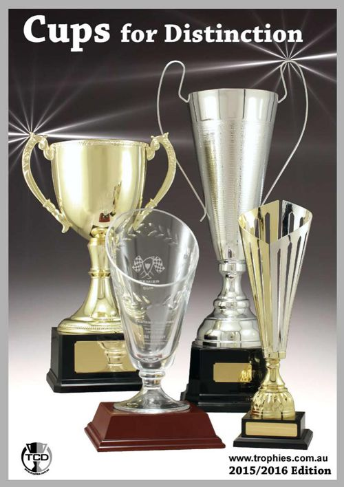 Impact Trophies Cups & Trays