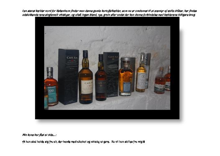 Whiskykælderen