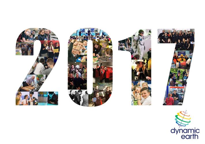 Dynamic Earth Annual Review