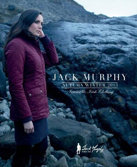 Jack Murphy Autumn Winter 2013