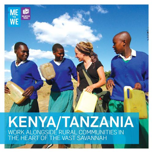 Kenya/Tanzania Trip Brochure