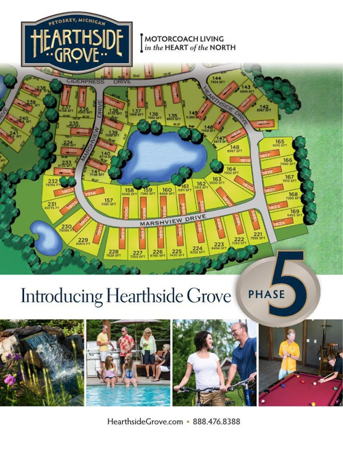 Hearthside Grove Phase 5 Launch