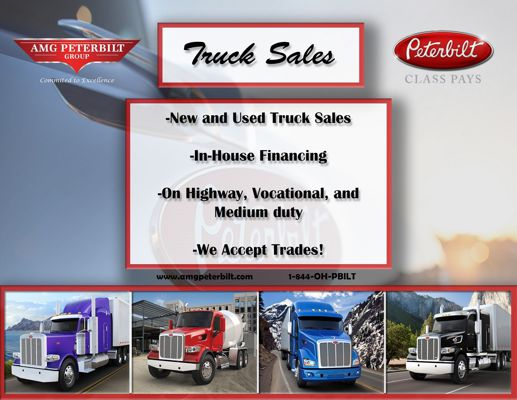 AMG Peterbilt Group Truck Sales
