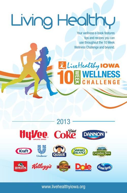 Live Healthy Iowa Wellness eBook