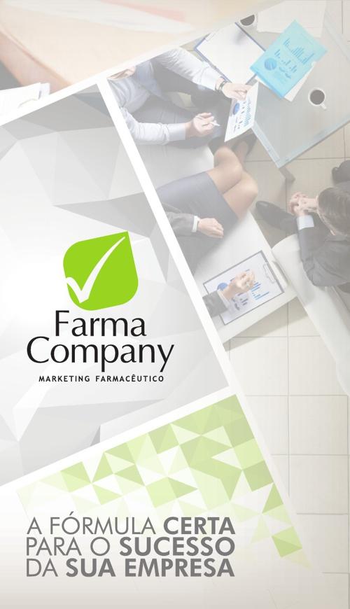 Portfólio FarmaCompany