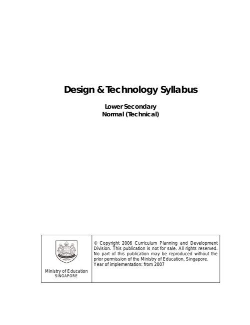design-and-technology-lower-secondary-nt-2007(1)