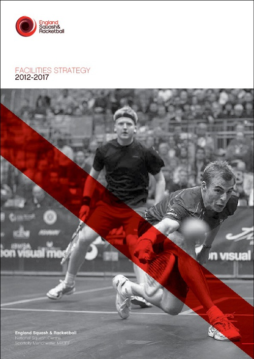 England Squash & Racketball Facilities Strategy 2012-17