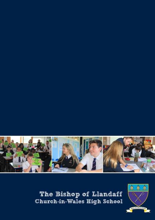 School Prospectus (2014-2015)