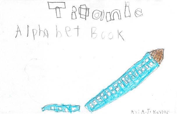 Titanic Alphabet Book by AJ