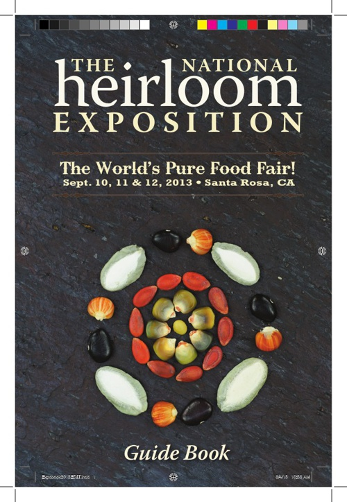 2013 Heirloom Expo Show Guide