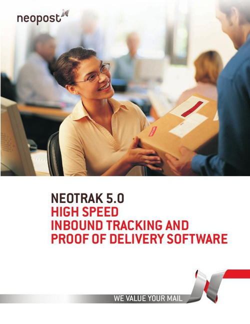 Inbound Package Tracking