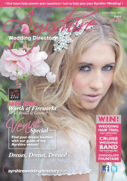 Ayrshire Wedding Directory Issue 5