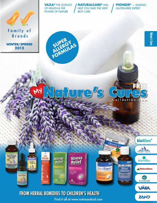 Nature's Cures Collection WS 2015