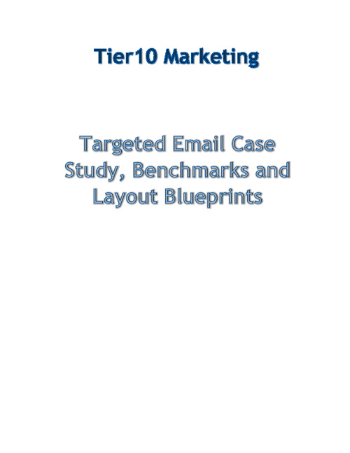 Targeted Email Standards