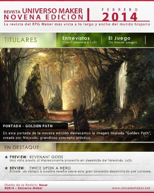 [UM] Revista #9