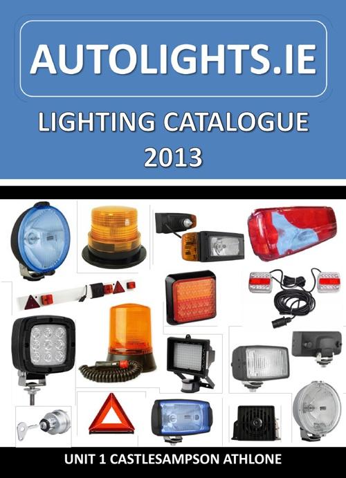 Autolights Official Catalogue
