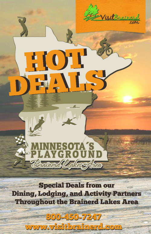 Brainerd Lakes Coupon Book