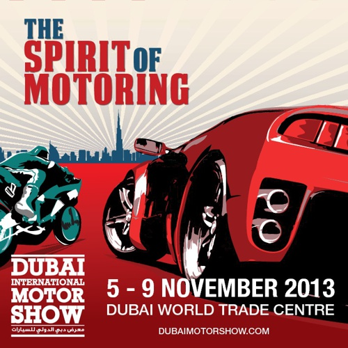 Dubai International Motor Show 2013 Brochure - Official
