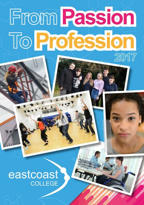 East Coast College - From Passion to Profession