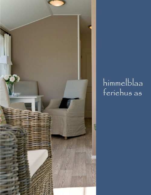 Himmelblaa Feriehus As