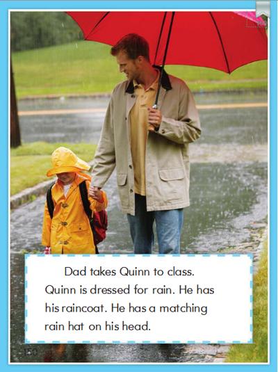 A Springtime Rain
