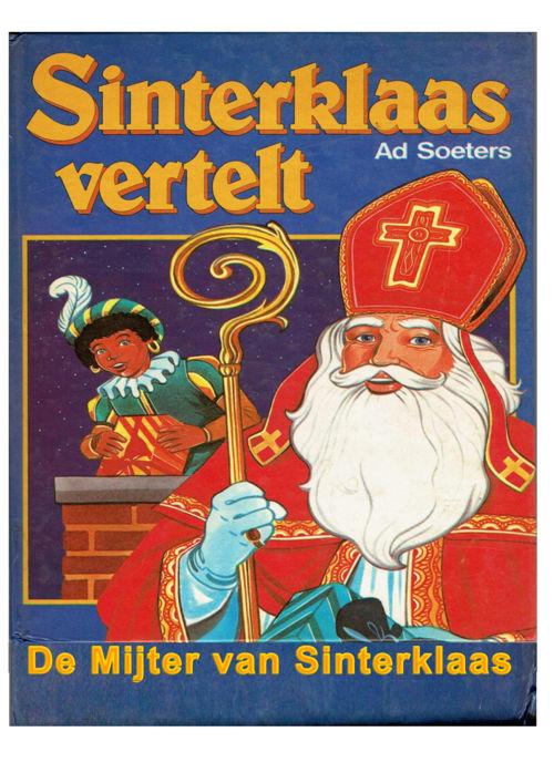 De Mijter van Sinterklaas
