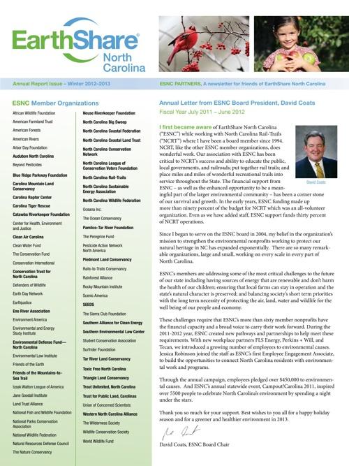 ESNC Newsletter