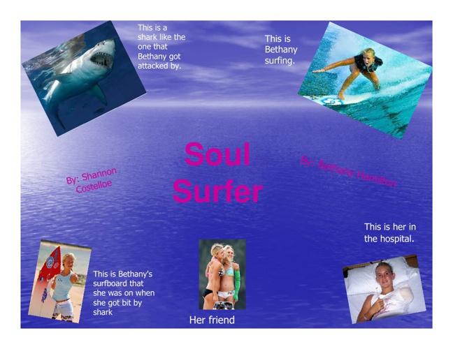 Soul Surfer! By: Shannon Costelloe