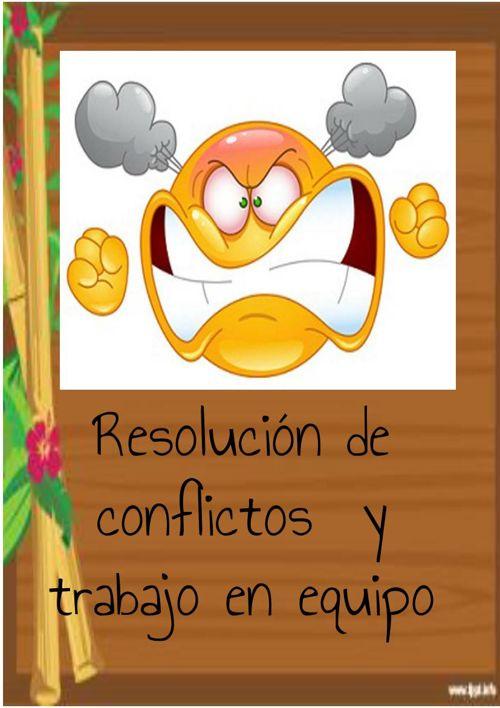 resoluciòn y conflictos