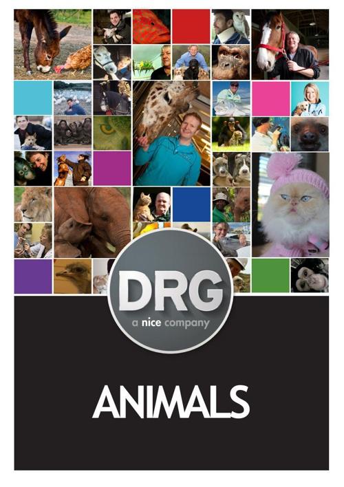DRG - Animal Programming Catalogue