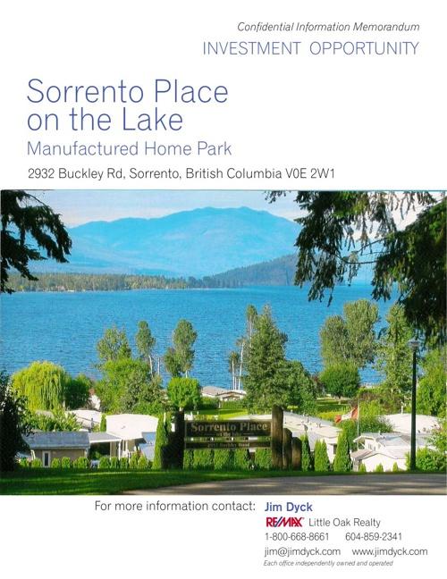 Sorrento Place CIM