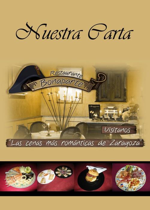 Carta Restaurante Bonaparte