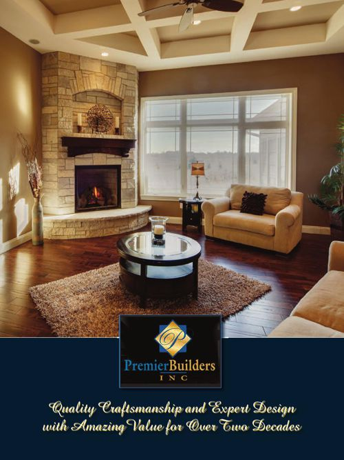 Premier Builders, Inc. Brochure
