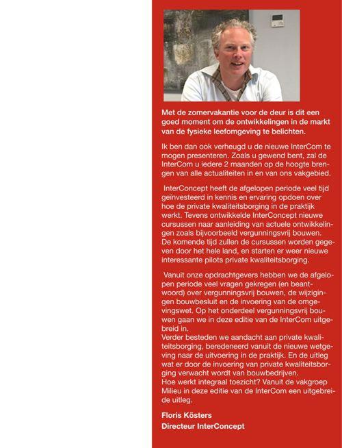 InterCom: Uitgave Juni 2015